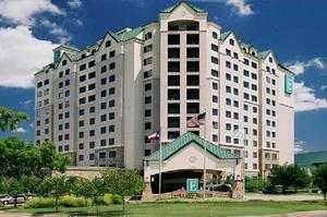 Embassy Suites Dallas  DFW Airport North Outdoor World property photo