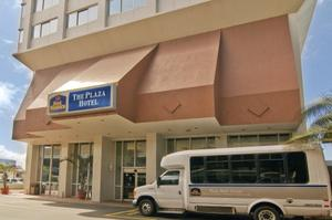 BEST WESTERN PLUS The Plaza Hotel property photo